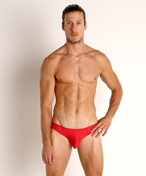 Go Softwear Cannes Swim Thong Red