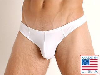 Go Softwear Cannes Swim Thong White