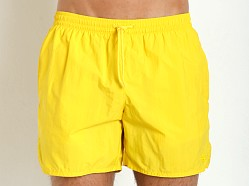 Emporio Armani Eagle Swim Boxer Yellow
