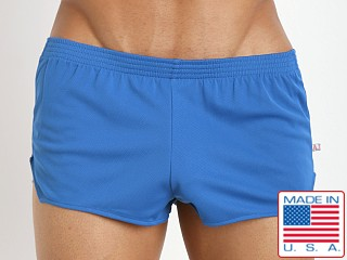 American Jock Ultra Sheer Running Short Royal