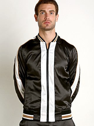 2xist After Hours Bomber Jacket Black