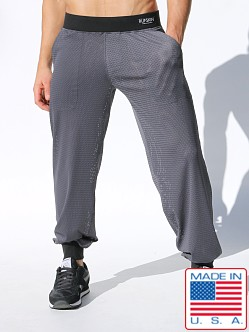 Rufskin Jones Stretch Mesh Sport Pants Charcoal