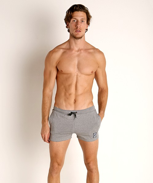 Cell Block 13 Relay Short Grey