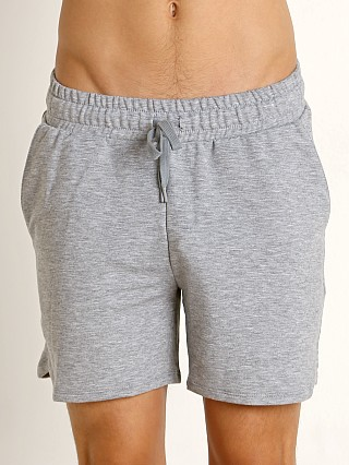 2xist Modern Essentials Jogger Short Heather Grey
