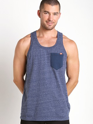 G-Star Riban Compact Jersey Tank Top Sapphire Blue