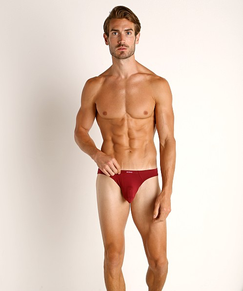 John Sievers LUX Natural Pouch Low Rise Brief Hot Pepper