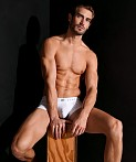 Gregg Homme Room Max Air Mesh Trunk White, view 1