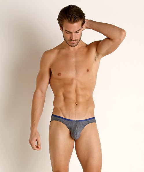 Gregg Homme Feel It Brief Dark Grey/Royal