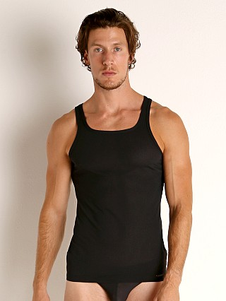 Complete the look: Olaf Benz Red 1950 Carreshirt Square Cut Tank Top Black