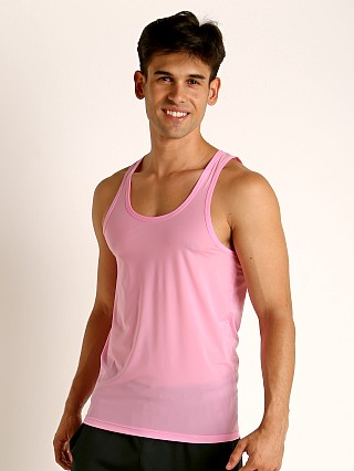 Complete the look: Rick Majors Slinky Classic Tank Top Pink