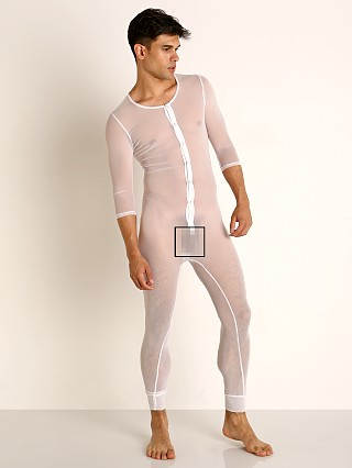 Complete the look: Go Softwear Hard Core Skin Mesh Duke Bodysuit White