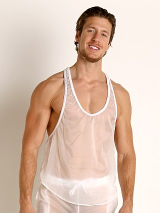 Complete the look: Go Softwear Hard Core Fluid Gym Tank White