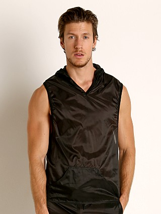 Complete the look: Go Softwear Hard Core Fluid Sleeveless Hoody Black