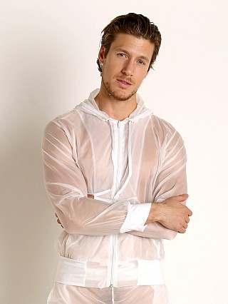 You may also like: Go Softwear Hard Core Fluid Windbreaker Hoody White
