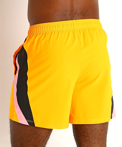 "Under Armour Launch 5"" Running Short Lunar Orange"