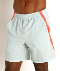 "Under Armour Launch 7"" Running Short Enamel Blue/Reflective, view 3"
