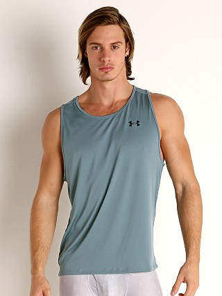 Under Armour Tech 2.0 Tank Top Lichen Blue