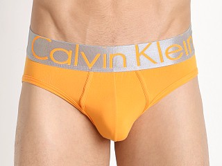 Calvin Klein Steel Micro Hip Brief Vibrant Orange