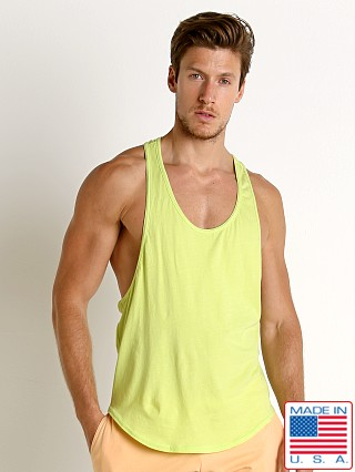Go Softwear South Beach Muscle Tank Top Citron