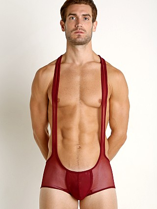 You may also like: Go Softwear Hard Core Grid Mesh Frisk Singlet Burgundy