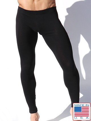 Rufskin California Cotton Gunner Leggings Black