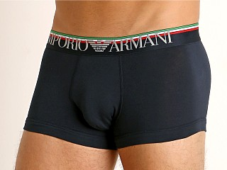 You may also like: Emporio Armani Multicolor Waistband Trunk Marine