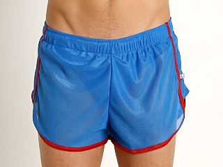 You may also like: American Jock Featherweight Sheer Mesh Track Short Royal/Red