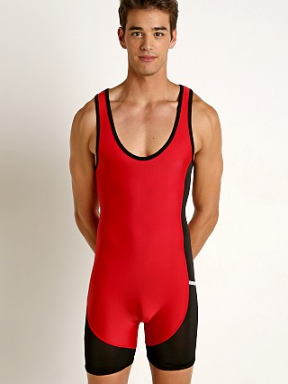 You may also like: American Jock Team Wrestling Singlet Red/Black