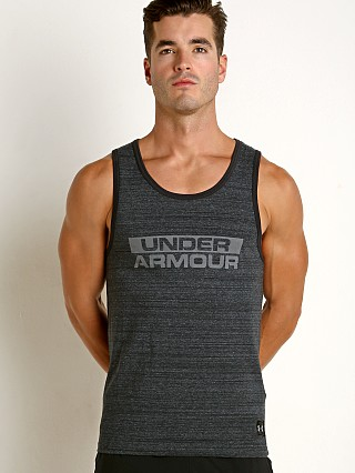 Under Armour Sportstyle Cotton Tank Black
