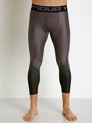 Under Armour Heatgear 3/4 Compression Legging Charcoal/Black