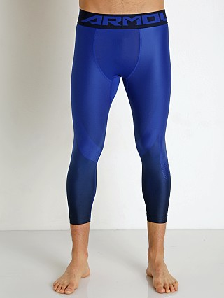 Under Armour Heatgear 3/4 Compression Legging Royal/Academy