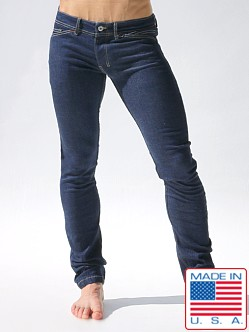 Rufskin Matchstick Stretch Skinny Jeans Denim Blue