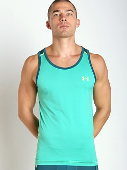 Under Armour Tech Tank Emerald Lake