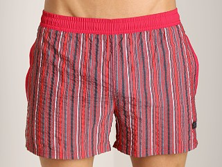 Hugo Boss Spadefish Swim Shorts Red