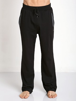 Hugo Boss Innovation 3 100% Cotton Lounge Pants Black