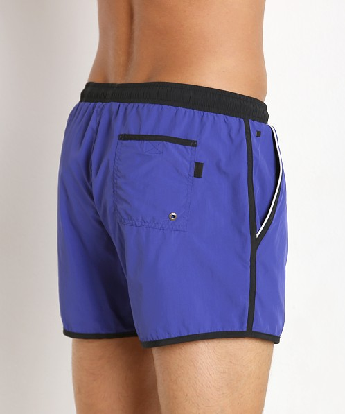 Hugo Boss Shellfish Swim Shorts Royal