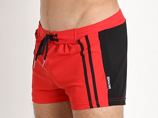 You may also like: Sauvage Moderno Swim Trunk Red/Black