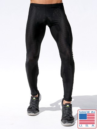 Rufskin Spy Stretch Sport Leggings Black