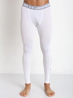 Under Armour Coolswitch Compression Leggings White