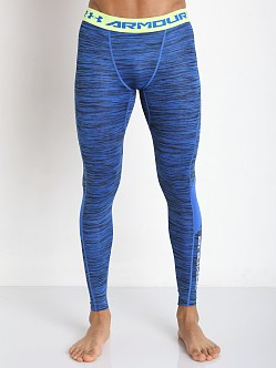 Under Armour Coolswitch Compression Leggings Ultra Blue/X-Ray