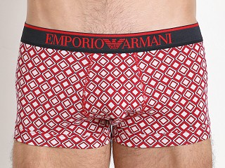 Emporio Armani Pattern Mix Trunk Fog