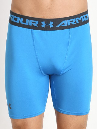 Under Armour Heatgear Armour Compression Short Brilliant Blue