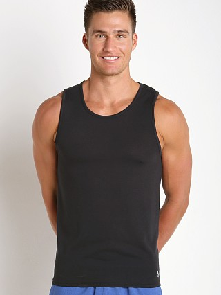 Under Armour Core Fitted Tank Top Black