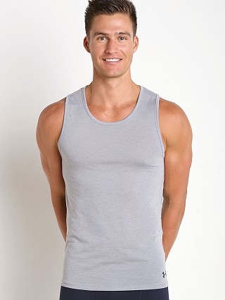 Under Armour Core Fitted Tank Top True Grey Heather